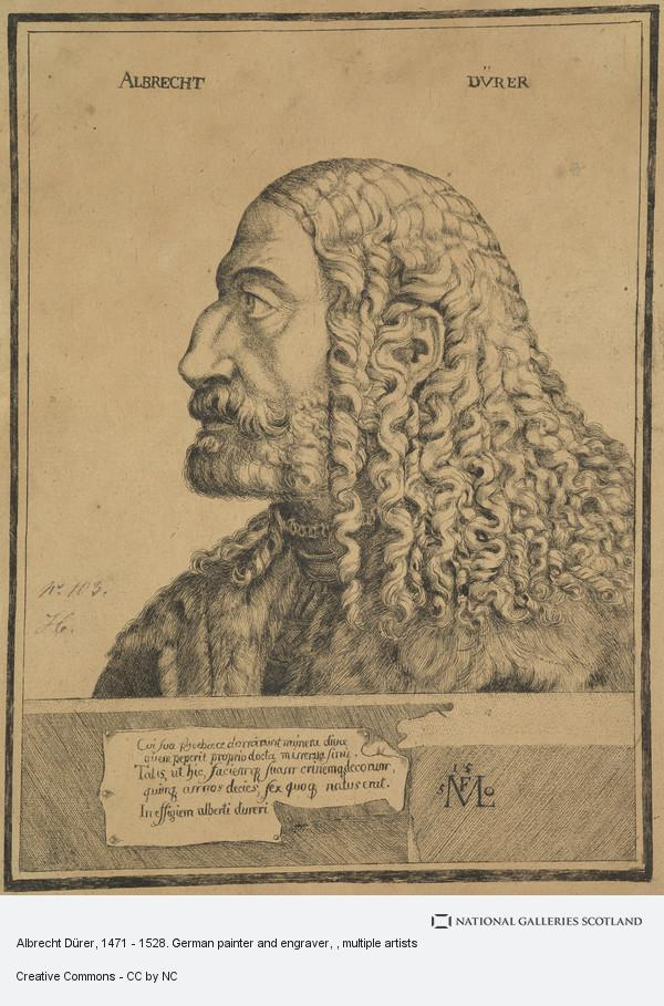 Unknown, Albrecht Dürer, 1471 - 1528. German painter and engraver