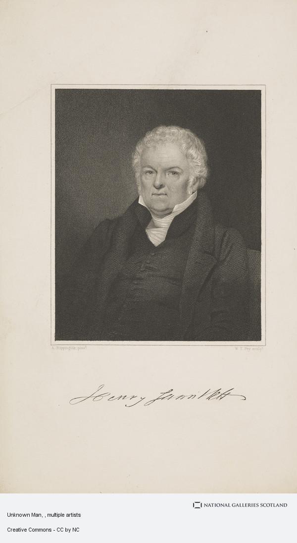 A. Rippingille, Unknown Man