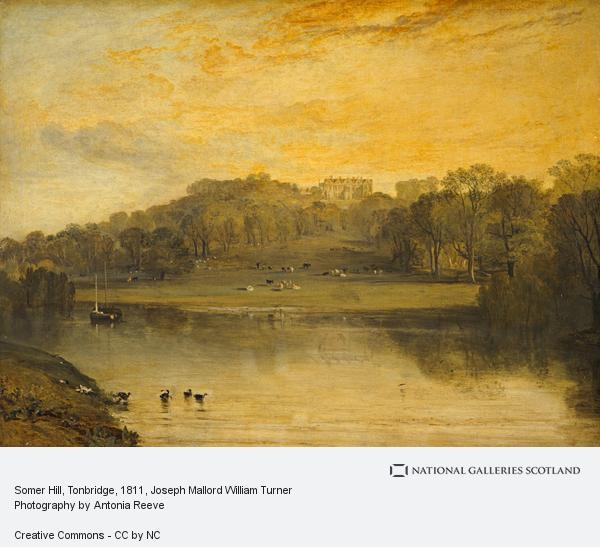 Turner In the National Gallery of Scotland