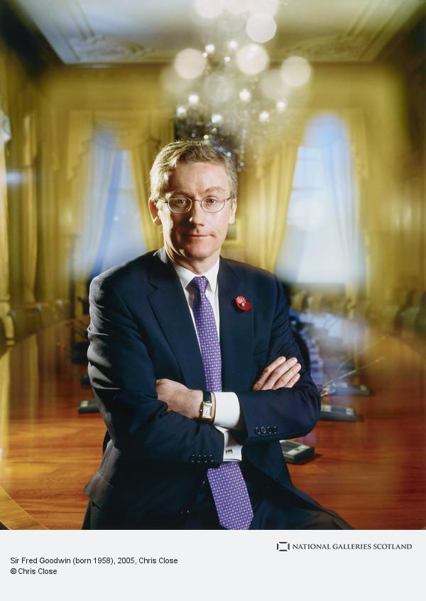 Chris Close, Sir Fred Goodwin, born 1958