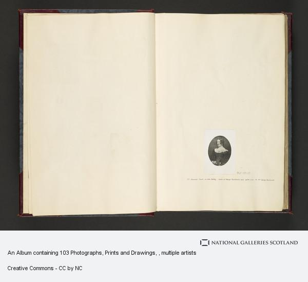 Rev. Charles Lutwidge Dodgson, 'Lewis Carroll', An Album containing 103 Photographs, Prints and Drawings