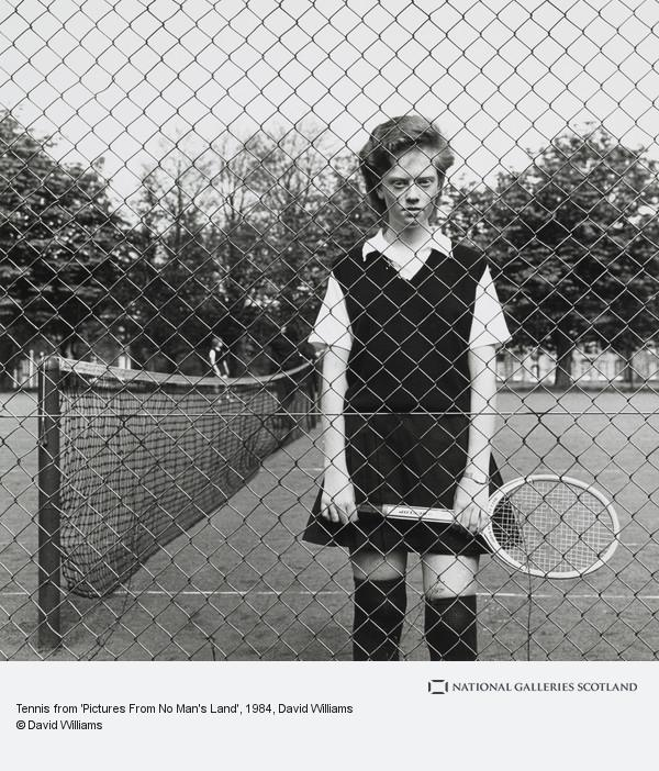 David Williams, Tennis from 'Pictures From No Man's Land'