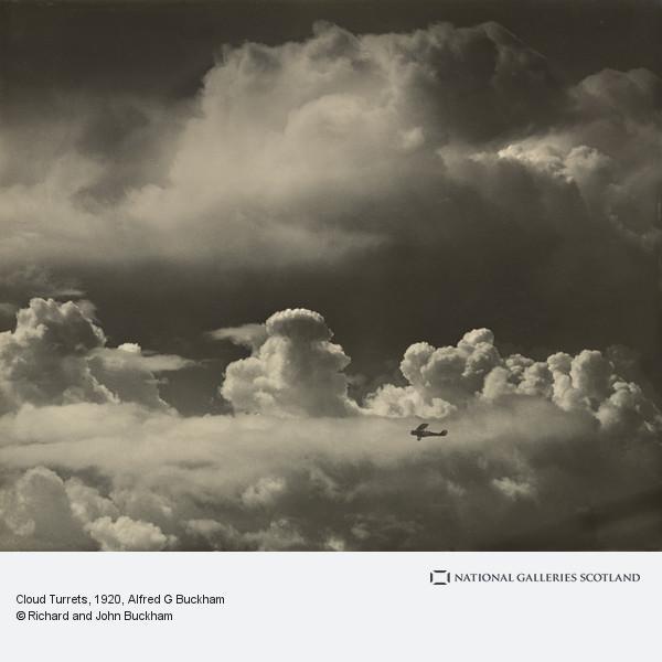Alfred G. Buckham, Cloud Turrets