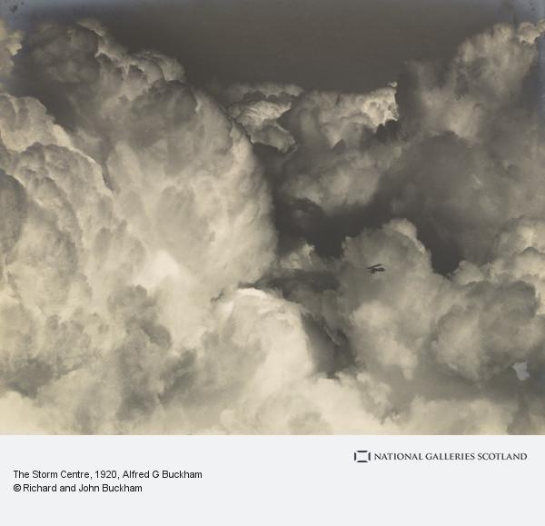 Alfred G Buckham, The Storm Centre