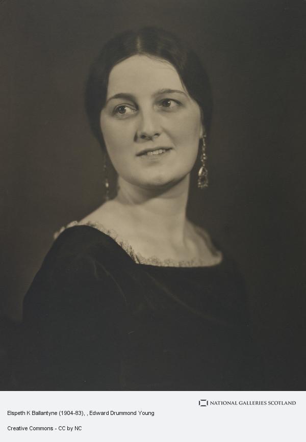 Edward Drummond Young, Miss Ballantyne