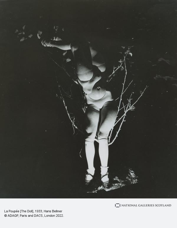 Hans Bellmer, La Poupée [The Doll]