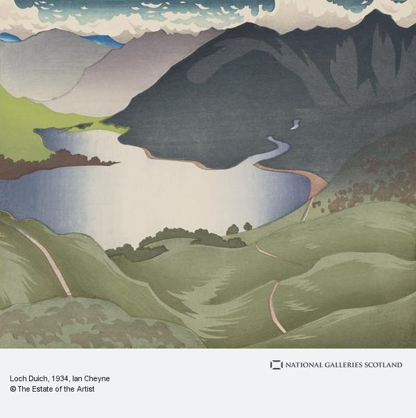 Ian Cheyne, Loch Duich