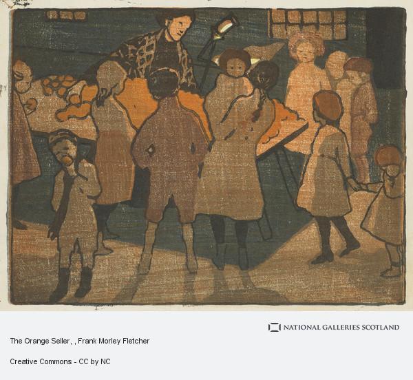Frank Morley Fletcher, The Orange Seller