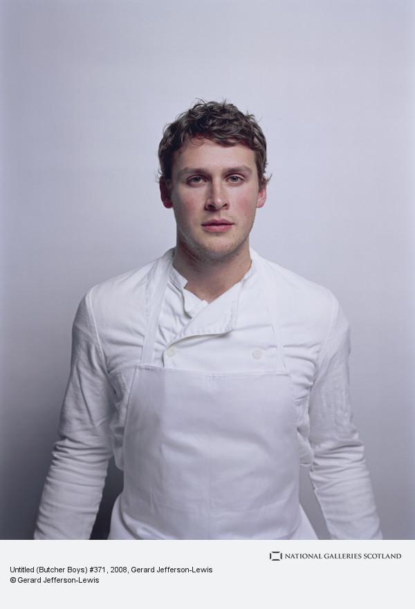 Gerard Jefferson-Lewis, Untitled (Butcher Boys) #371