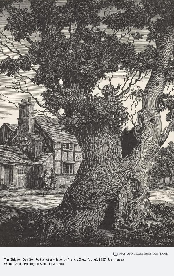 Joan Hassall, The Stricken Oak (for 'Portrait of a Village' by Francis Brett Young)