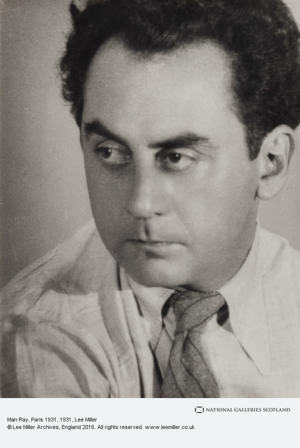 Lee Miller, Man Ray, Paris 1931