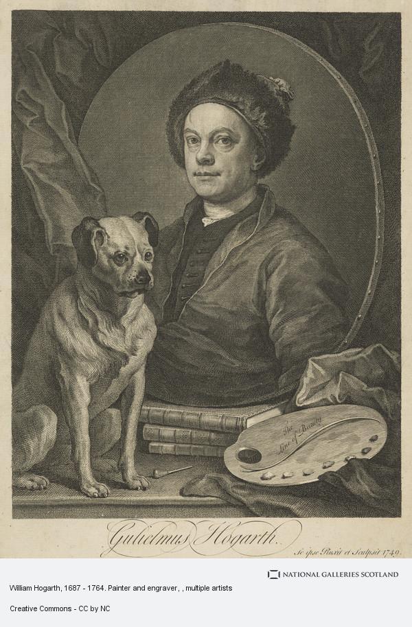 William Hogarth, William Hogarth, 1687 - 1764. Painter and engraver