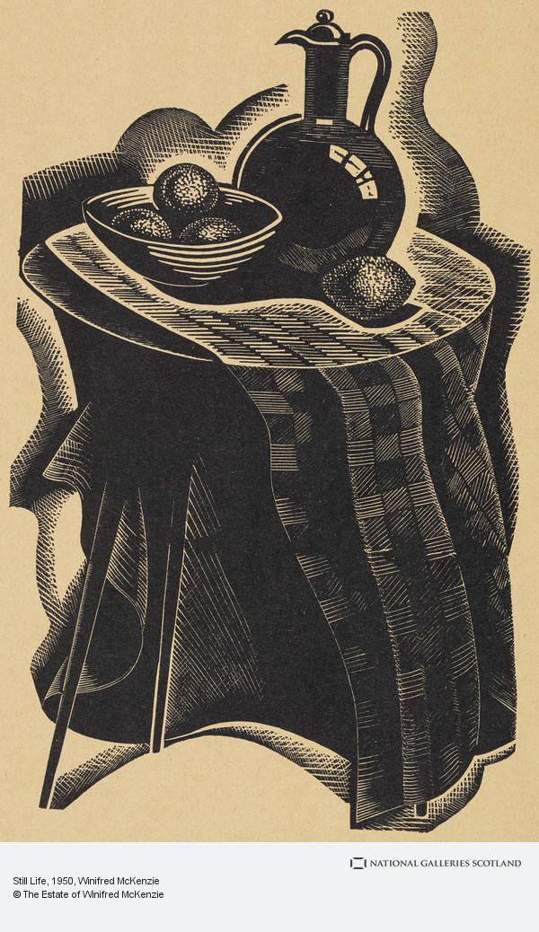 Winifred McKenzie, Still Life