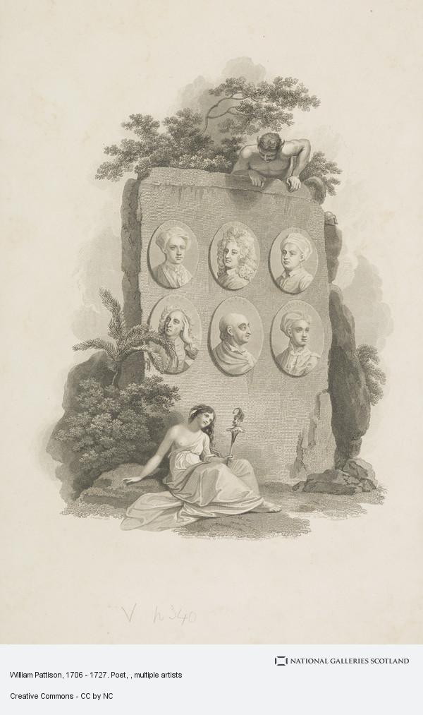 Robert Smirke, William Pattison, 1706 - 1727. Poet
