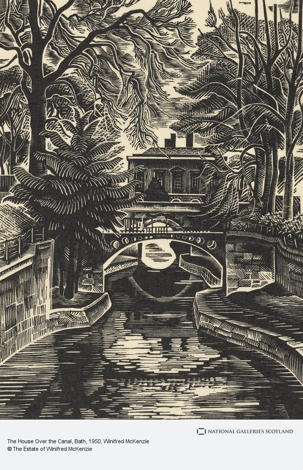 Winifred McKenzie, The House Over the Canal, Bath