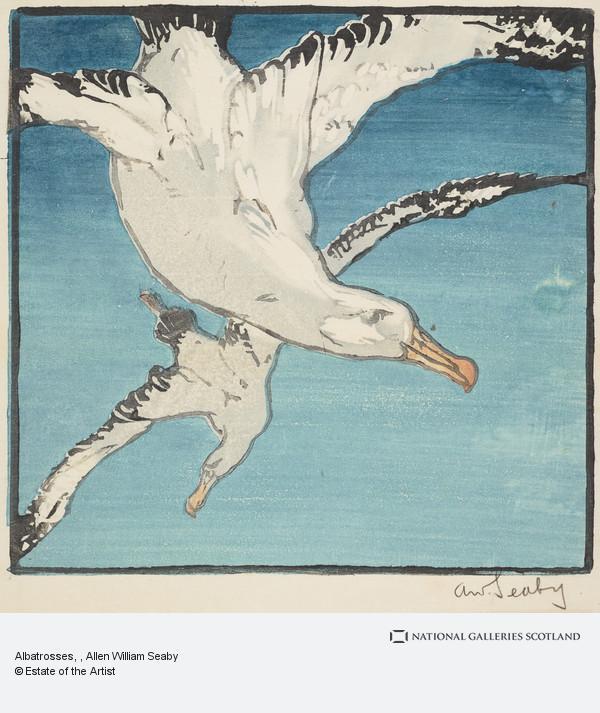 Allen William Seaby, Albatrosses