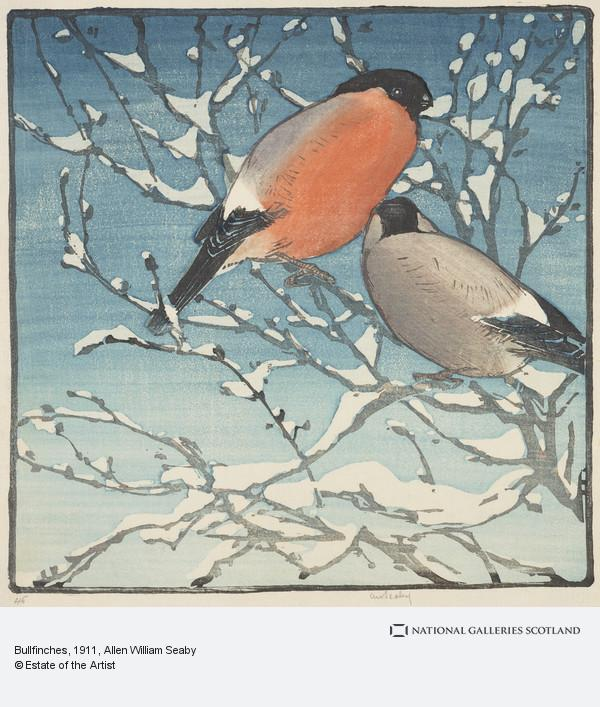 Allen William Seaby, Bullfinches