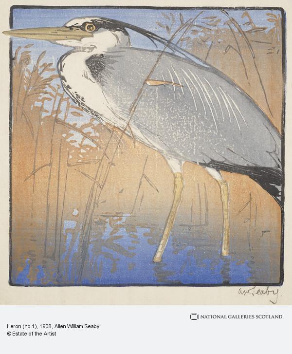 Allen William Seaby, Heron (no.1)