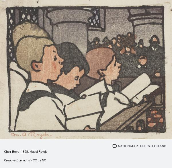 Mabel Royds, Choir Boys