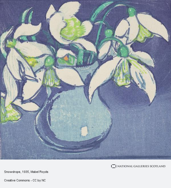 Mabel Royds, Snowdrops