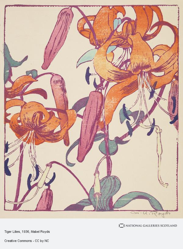 Mabel Royds, Tiger Lilies
