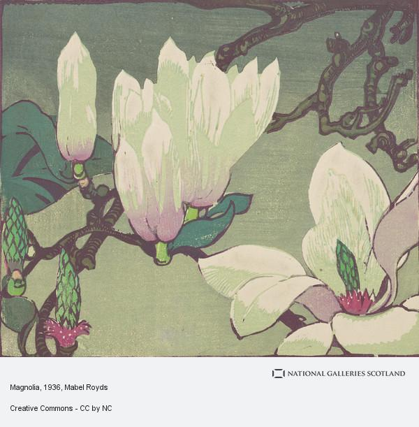 Mabel Royds, Magnolia