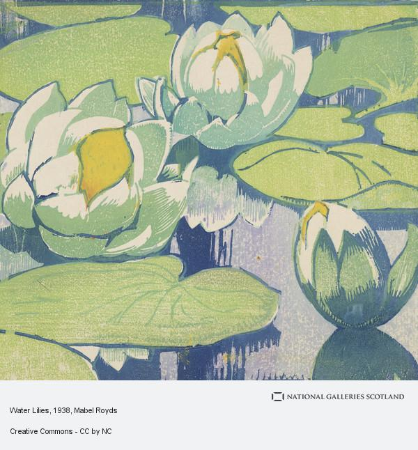 Mabel Royds, Water Lilies