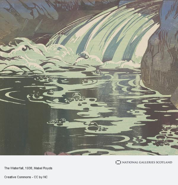 Mabel Royds, The Waterfall