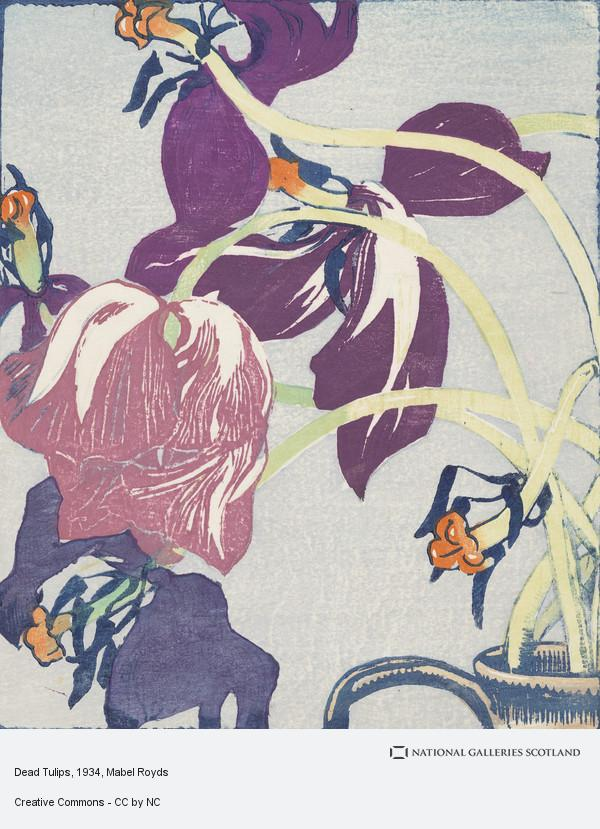 Mabel Royds, Dead Tulips