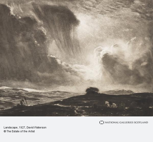 David Waterson, Landscape