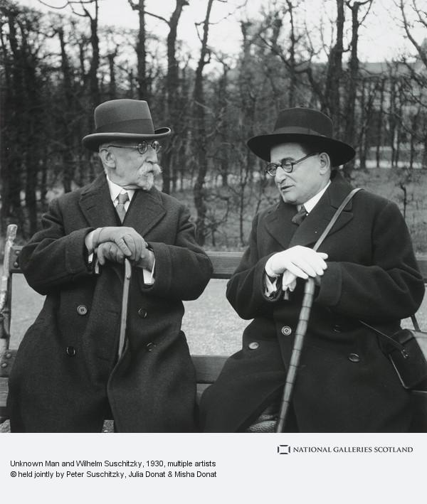 Edith Tudor-Hart, Unknown Man and Wilhelm Suschitzky