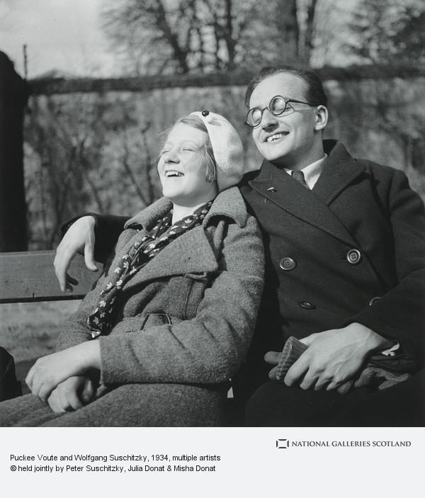 Edith Tudor-Hart, Puckee Voute and Wolfgang Suschitzky
