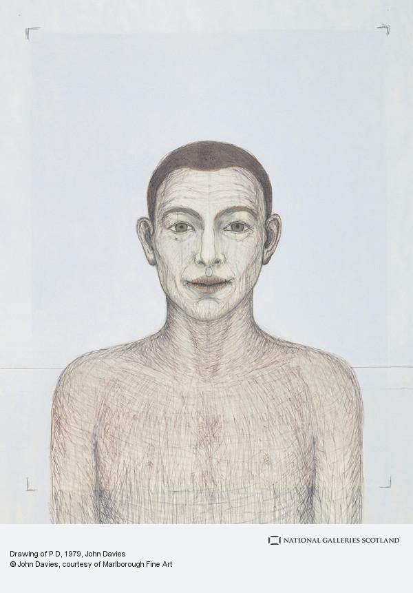 John Davies, Drawing of P D