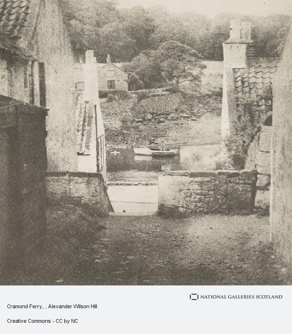 Alexander Wilson Hill, Crammond Ferry