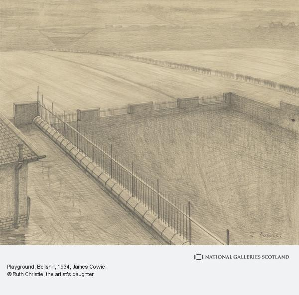James Cowie, Playground, Bellshill