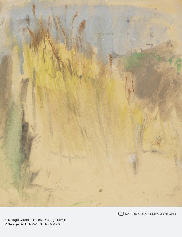 George Devlin, Sea-edge Grasses II