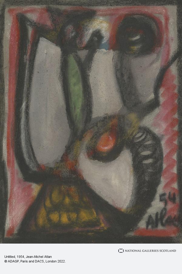 Jean-Michel Atlan, Untitled