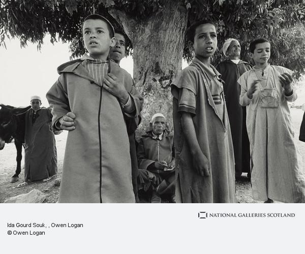Owen Logan, Ida Gourd Souk