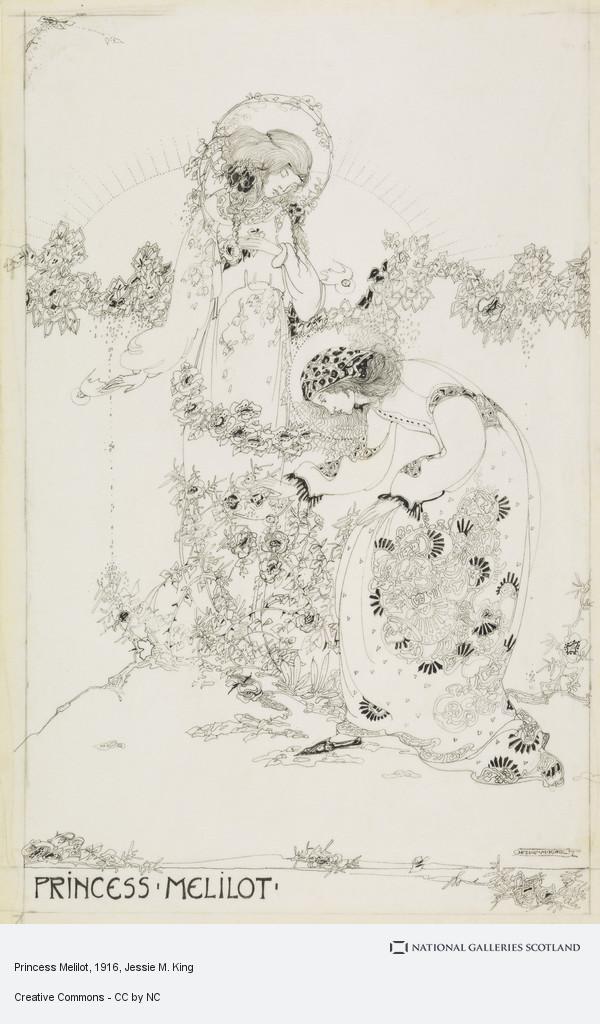 Jessie M. King, Princess Melilot