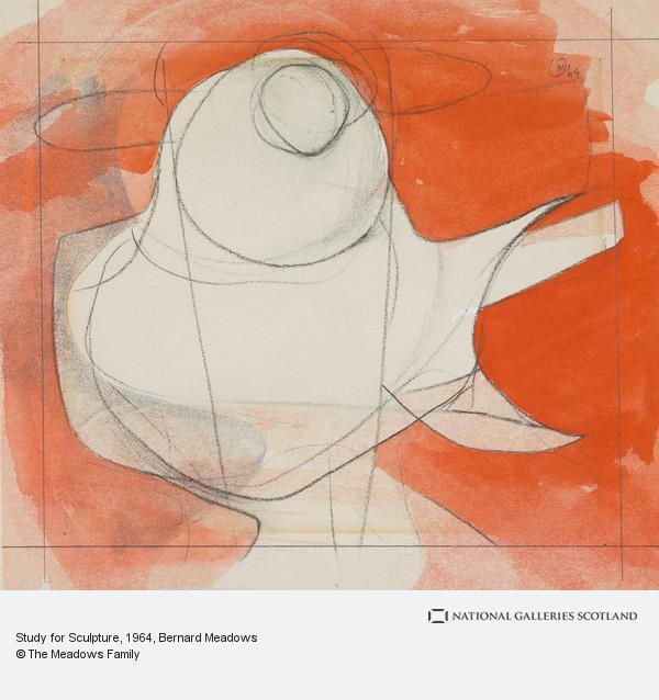 Bernard Meadows, Study for Sculpture