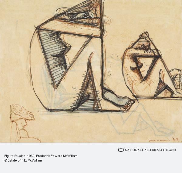 Frederick Edward McWilliam, Figure Studies