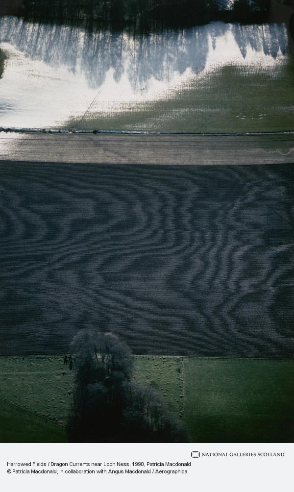 Patricia Macdonald, Harrowed Fields / Dragon Currents near Loch Ness