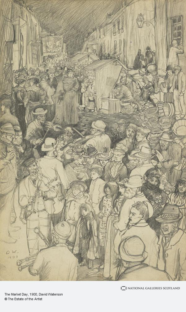 David Waterson, The Market Day