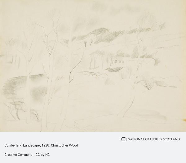 Christopher Wood, Cumberland Landscape