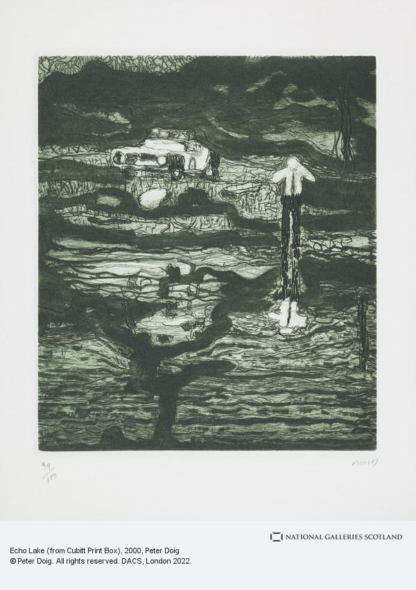 Peter Doig, Echo Lake (from Cubitt Print Box)