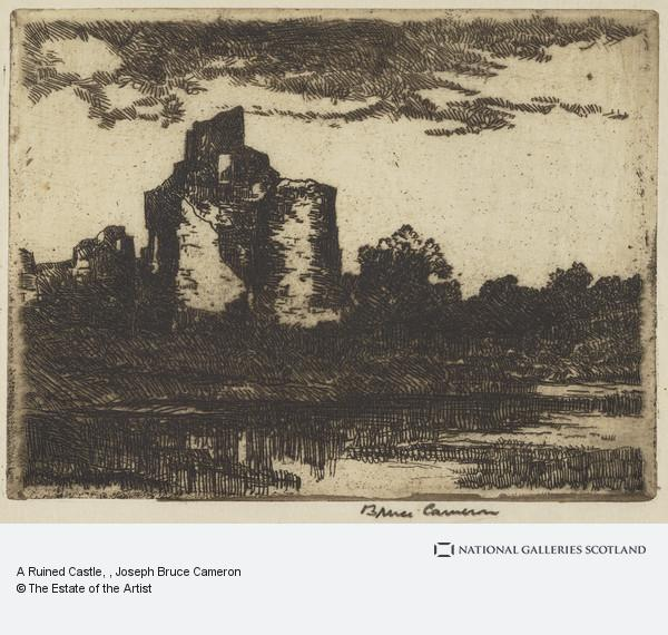 J. Bruce Cameron, A Ruined Castle
