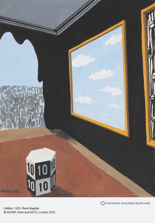 Rene Magritte, Untitled