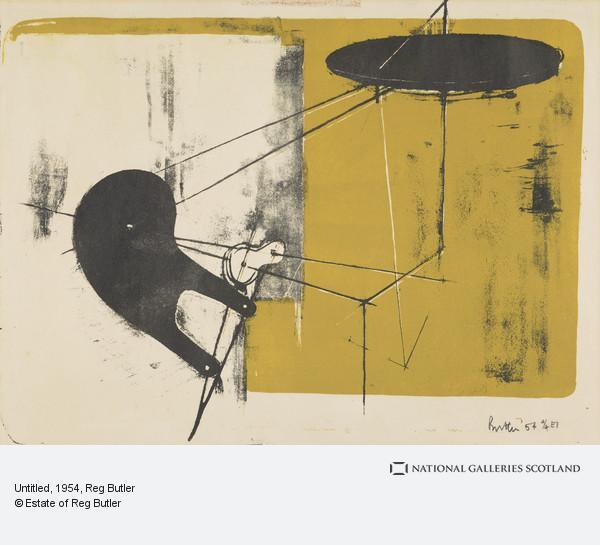 Reg Butler, Untitled