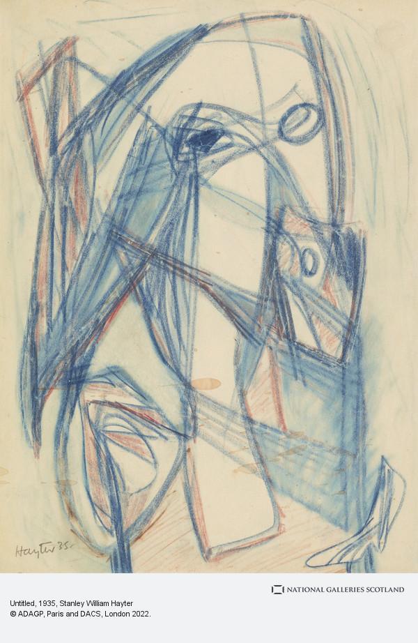 Stanley William Hayter, Untitled