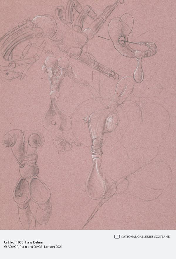 Hans Bellmer, Untitled